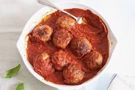 balletjes in tomaat